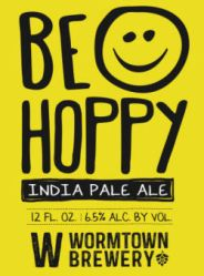 Wormtown - Be Hoppy IPA